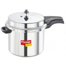 Prestige 10 Liter Aluminum Deluxe Pressure Cooker