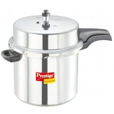 Prestige 12 Liter Aluminum Deluxe Pressure Cooker