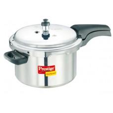 Prestige 5 Liter Aluminum Deluxe Pressure Cooker