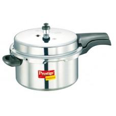 Prestige 7.5 Liter Aluminum Deluxe Pressure Cooker