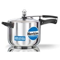Hawkins (HSS50) 5 Liters Stainless Steel Pressure Cooker