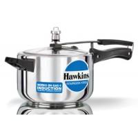Hawkins (HSS40) 4 Liters Stainless Steel Pressure Cooker