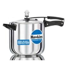 Hawkins (HSS60) 6 Liters Stainless Steel Pressure Cooker