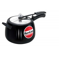 Hawkins (CB65) 6.5 Liters Contura Hard Anodized SS Lid Pressure Cooker