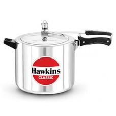 Hawkins (CL10) 10 Liters Classic Aluminum Pressure Cooker
