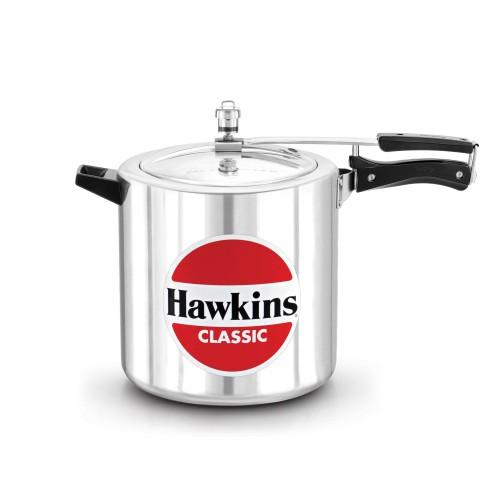 Hawkins (CL12) 12 Liters Classic Aluminum Pressure Cooker