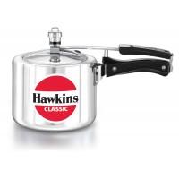 Hawkins (CL3T) 3 Liters Classic Aluminum Pressure Cooker