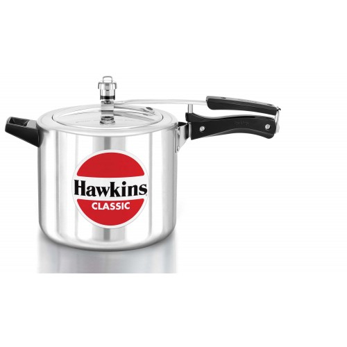 Hawkins (CL65) 6.5 Liters Classic Aluminum Pressure Cooker