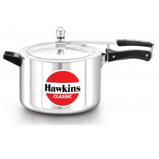 Hawkins (CL8W) 8 Liters Classic Aluminum Pressure Cooker