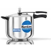 Hawkins (HSS10) 10 Liters Stainless Steel Pressure Cooker