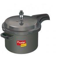 Prestige 5 Liters Deluxe Hard Anodized Pressure Cooker