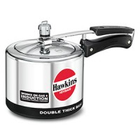 Hawkins (IH30) 3 Liters Hevibase Aluminum Pressure Cooker