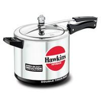 Hawkins (IH65) 6.5 Liters Hevibase Aluminum Pressure Cooker