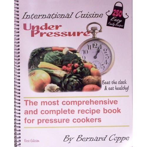 International Cuisine Under Pressure Cook Book