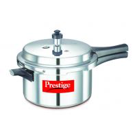 Prestige 4 Liters Aluminum Popular Pressure Cooker