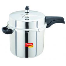 Prestige 10 Liters Stainless Steel Deluxe Pressure Cooker