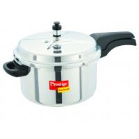 Prestige 6.5 Liters Stainless Steel Pressure Cooker