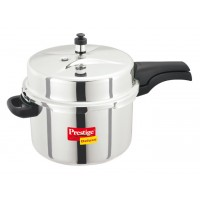 Prestige 8 Liters Stainless Steel Deluxe Pressure Cooker
