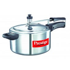 Prestige 4 Liters Nakshatra Plus Aluminum Pressure Cooker